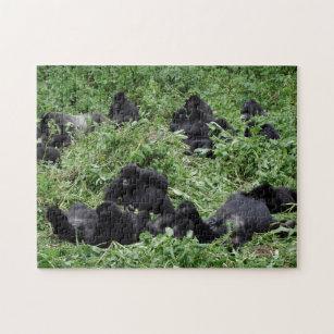 Gorilla Jigsaw Puzzles | Zazzle
