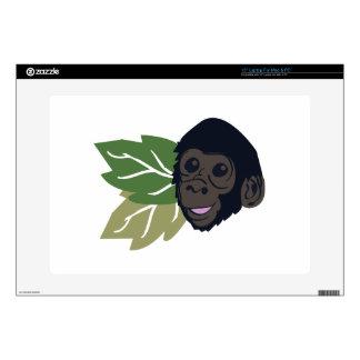 Mountain Gorilla Laptop Skin