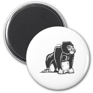 Mountain Gorilla Magnet