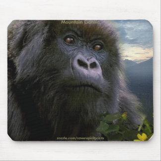 Mountain Gorilla Mouse Pad