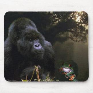 Mountain Gorilla Mousepad Collection