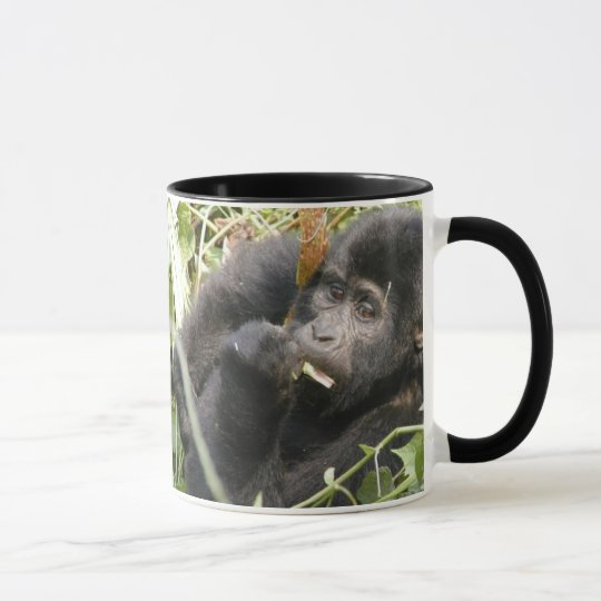 Mountain Gorilla Mug