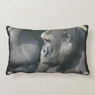 Mountain Gorilla Pillow