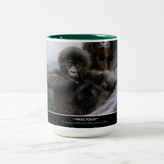 Mountain Gorilla Primates Wildlife Supporter Mug