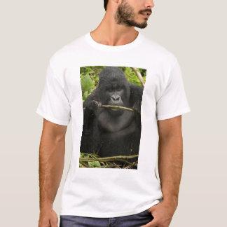 Mountain Gorilla, using tools T-Shirt