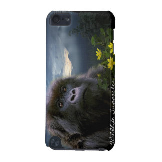 Mountain Gorillas Wildlife-Supporter Ipod Case