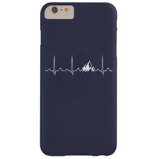 MOUNTAIN HEARTBEAT BARELY THERE iPhone 6 PLUS CASE