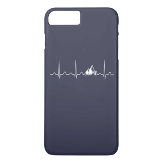 MOUNTAIN HEARTBEAT iPhone 8 PLUS/7 PLUS CASE