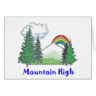 Mountain High Camp Card