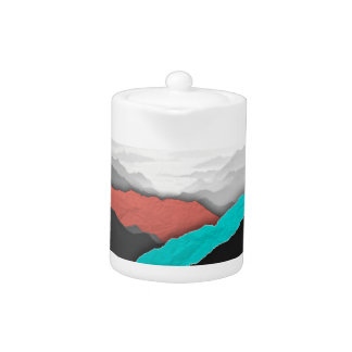 Mountain Highlights Teapot