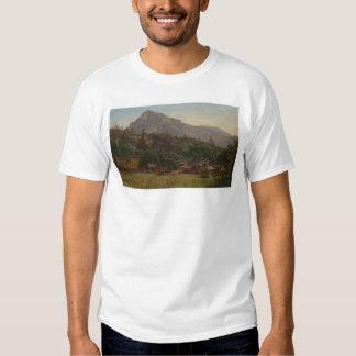 Mountain home (1083) t shirt