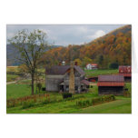 Mountain Homestead Stationery Note Card