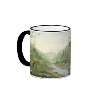 Mountain Horses Mug