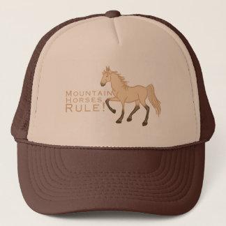 Mountain Horses Rule Trucker Hat
