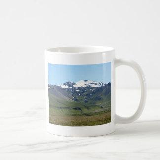 Mountain in Iceland Coffee Mug