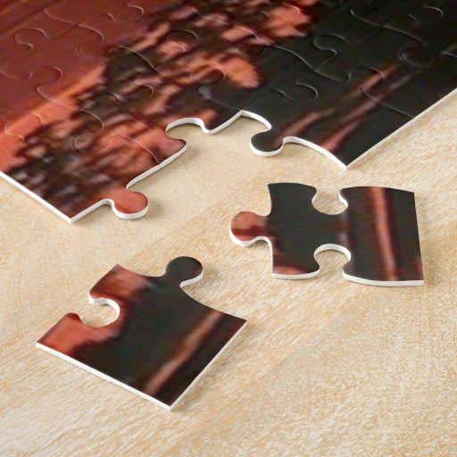 Mountain in the Sea Jigsaw Puzzles