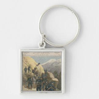 Mountain Infantrymen Key Chains