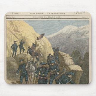 Mountain Infantrymen Mouse Pad