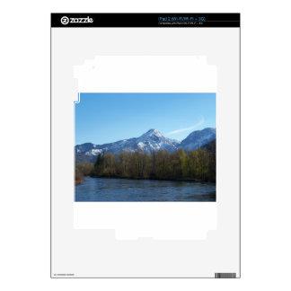 Mountain iPad 2 Decal
