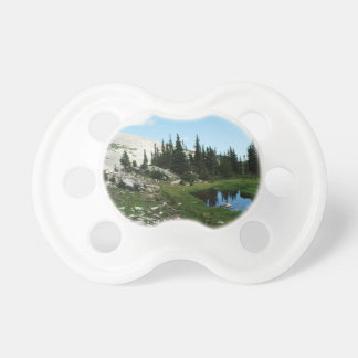 Mountain Lake Baby Pacifiers