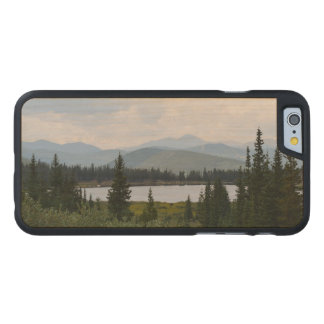 Mountain Lake Carved® Maple iPhone 6 Case
