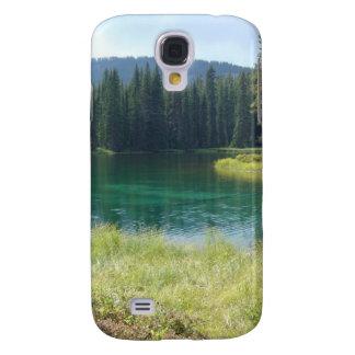 Mountain lake samsung galaxy s4 cases