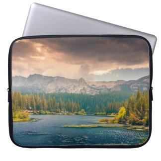 Mountain Lake Computer Sleeve
