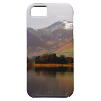 Mountain Lake Derwent Winter In Cumbria iPhone 5 Covers