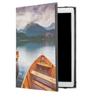 Mountain lake in National Park High Tatra iPad Pro Case