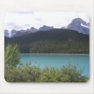 Mountain Lake Mouse Pad