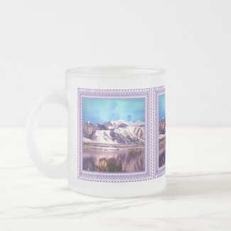 Mountain Lake mug