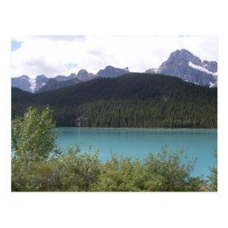 Mountain Lake Postcard