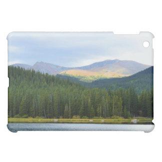 Mountain Lake Scene Cover For The iPad Mini