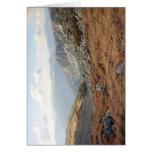 Mountain Landscape Card