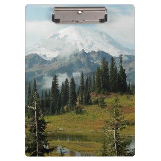 Mountain Landscape Photo Clipboard