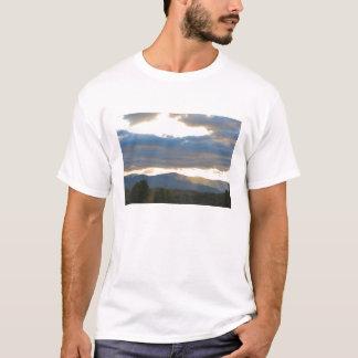 Mountain Landscape Photo T-shirt