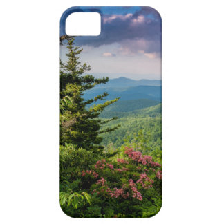 Mountain Laurel at Sunrise iPhone SE/5/5s Case