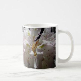 Mountain Laurel by a Creek Coffee Mug