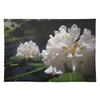 Mountain Laurel by a Creek Placemat