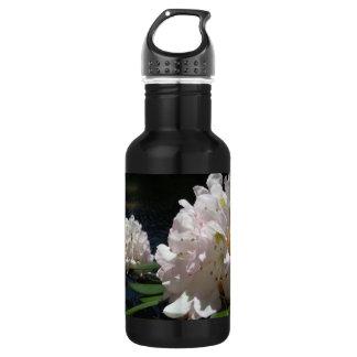 Mountain Laurel by a Creek Water Bottle