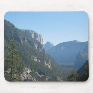 Mountain layers mouse pad