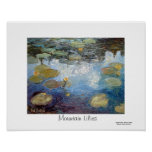 Mountain Lilies Posters