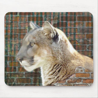 Mountain Lion / Cougar Mouse Pad