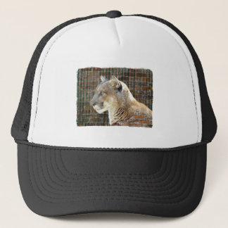 Mountain Lion / Cougar Trucker Hat