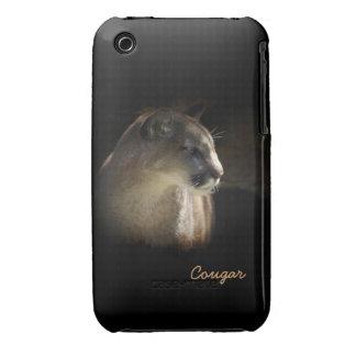 Mountain Lion Cougar Wildlife-lover iPhone Case