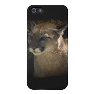 Mountain Lion Cougar Wildlife-lovers Cover For iPhone SE/5/5s