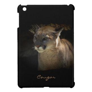 Mountain Lion Cougar Wildlife-lovers iPad Mini Cases
