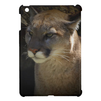 Mountain Lion Cougar Wildlife-lovers iPad Mini Cover