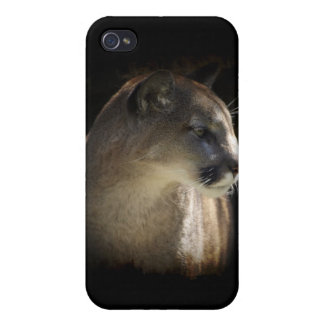 Mountain Lion Cougar Wildlife-lovers iPhone 4 Cover