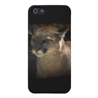 Mountain Lion Cougar Wildlife-lovers iPhone SE/5/5s Case